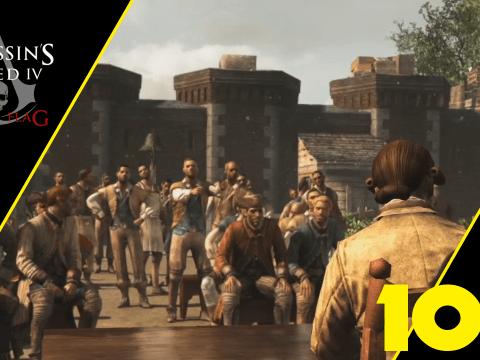 Vor Gericht. Assassin's Creed IV: Black Flag #103