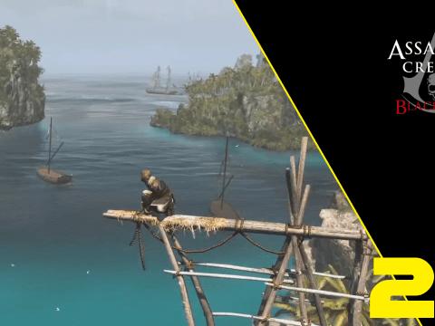 Auf nach Salt Key! Assassin's Creed IV: Black Flag #22