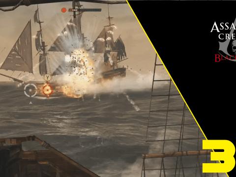 Mehr Kämpfe auf See. Assassin's Creed IV: Black Flag #30