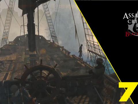 Auf nach Mystery Island. Assassin's Creed IV: Black Flag #72