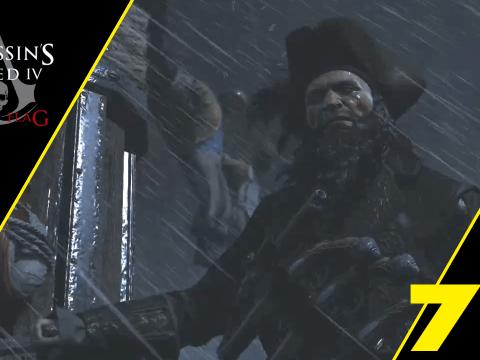 Die Belagerung von Charles-Towne. Assassin's Creed IV: Black Flag #77