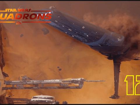 Terisas Rache. Star Wars: Squadrons #12