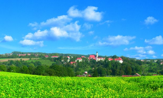 Great near destination in Germany: Wellness vacation in your own country could hardly be more beautiful!