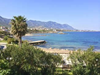 Cyprus: Idyllic beach in the north of the island. Photo: Sascha Tegtmeyer