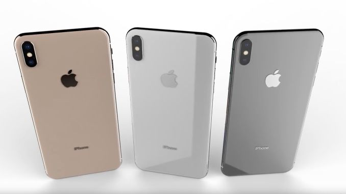 The rumors are thickening: 2018 may come with a huge iPhone X Plus with 6.5 inch display. Photo: Youtube