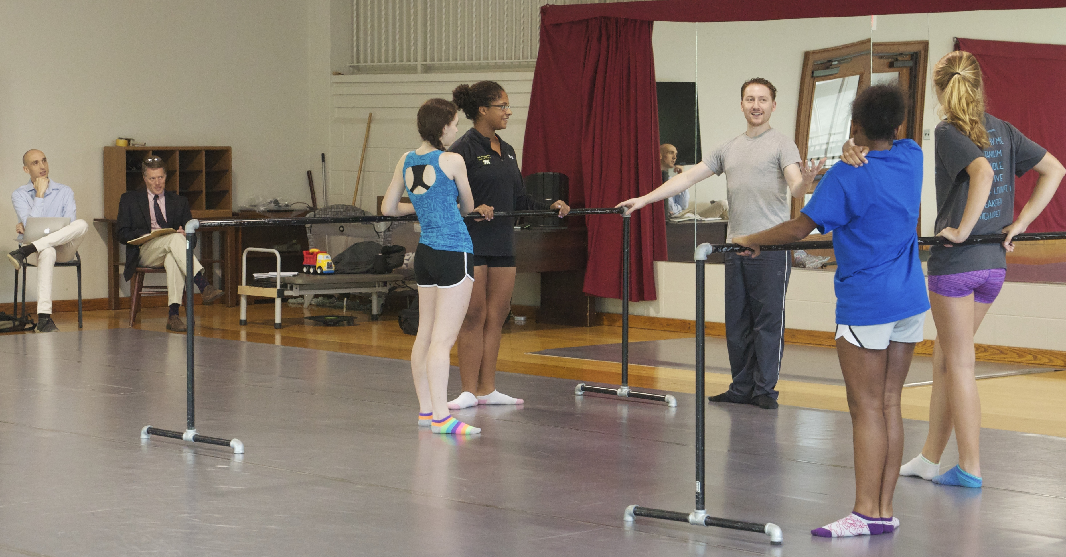 """I Visited Avi Gold's Dance 1 Class Last Week, And Was Struck How Often He  Asked His Students To Reflect About What They Had Just Done – """"How Was That?"""
