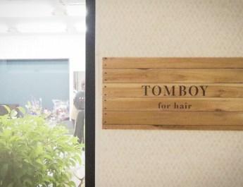 新しいサロン「TOMBOY」と「BELINDA」が、三ヶ町アーケード内にオープンしてる!