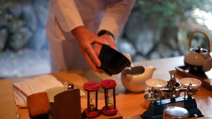 茶農家さんお茶の淹れ方