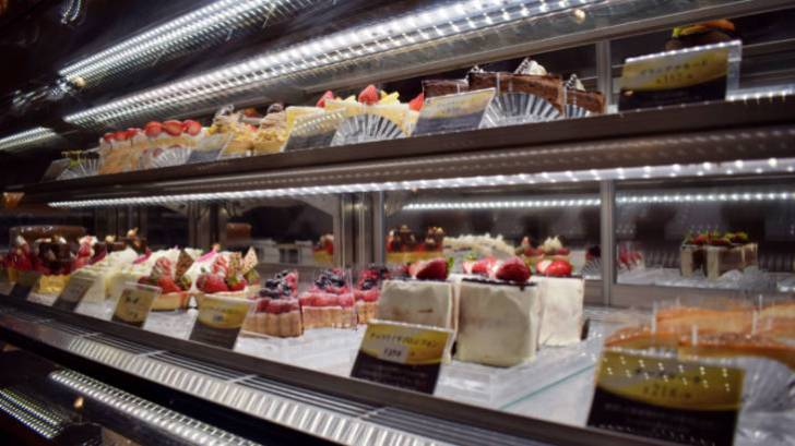ミヤビスイーツサロンのケーキ