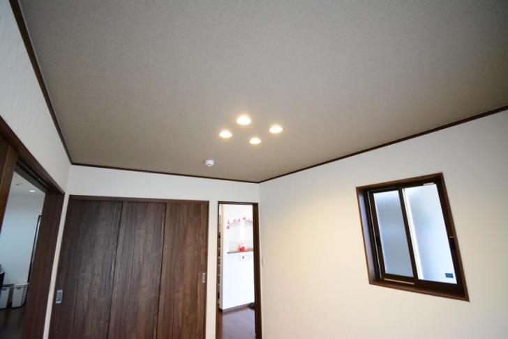 エースハウス和室天井