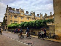 Cambridge. Trinity College