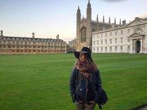 Cambridge. King's College