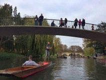 Cambridge. River Cam