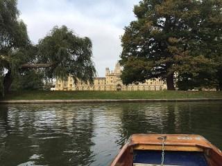Cambridge. River Cam