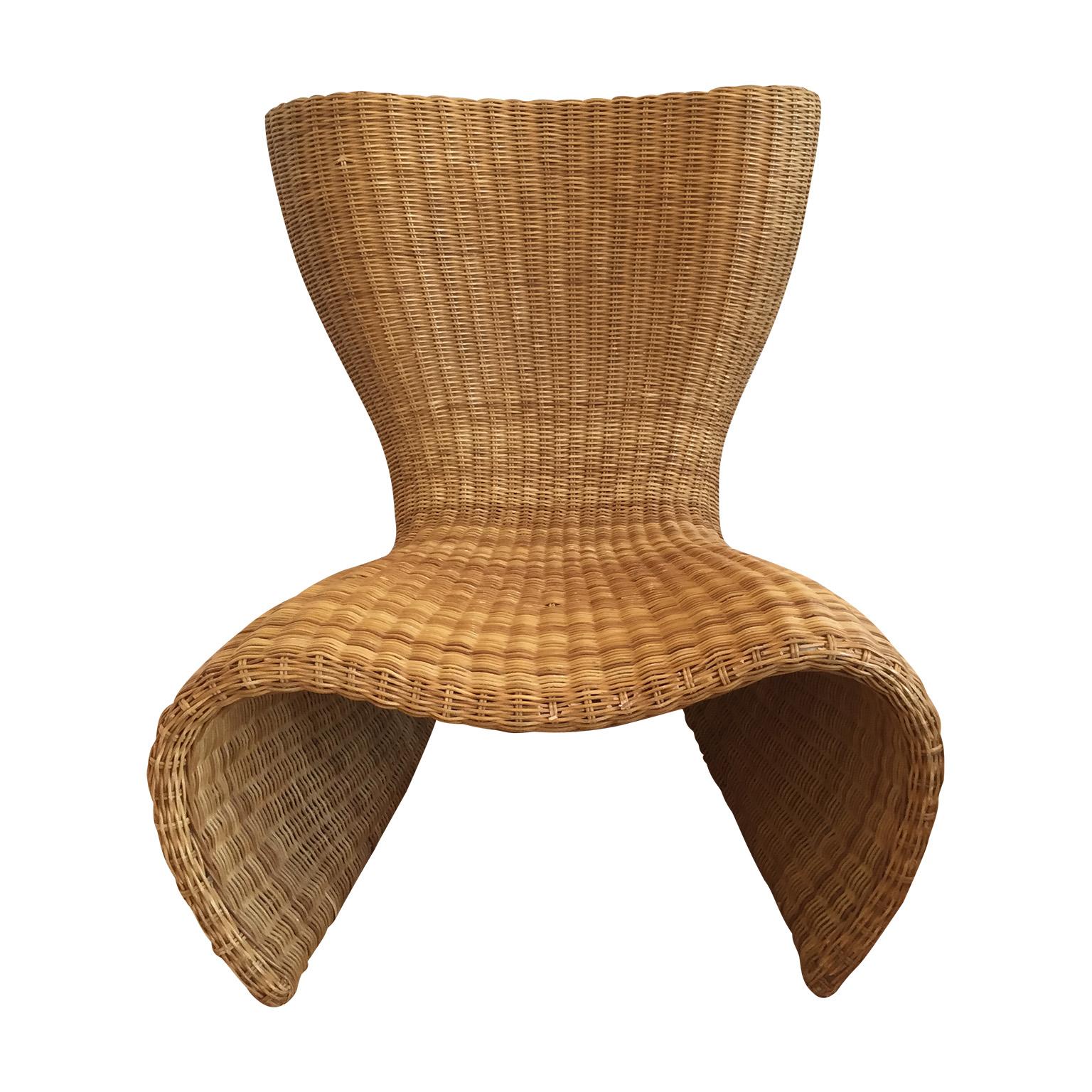 marc newson chair patio furniture leg protectors wicker  sasha bikoff