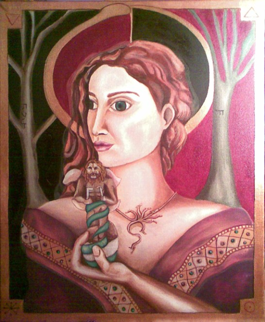 Babalon, 2009. Available for sale.