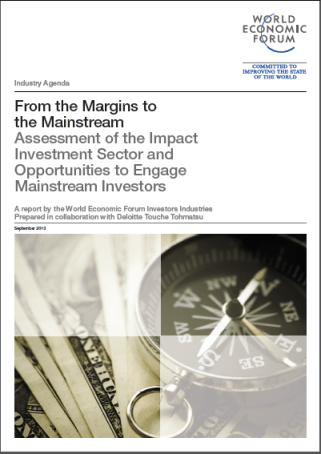 WEF Impact Investing Report