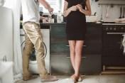 her affair