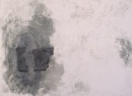"Substratum Overture III. oil on canvas, 48""x36"", 2010"