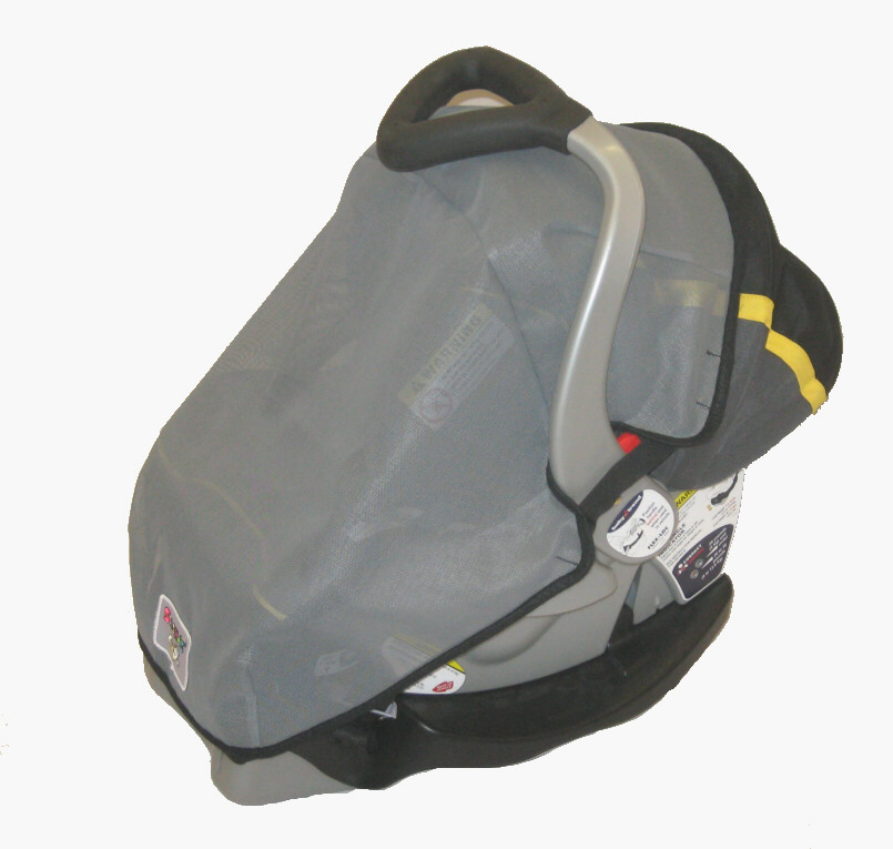 Baby Trend Flex  Loc Car Seat Sun And Wind Cover From