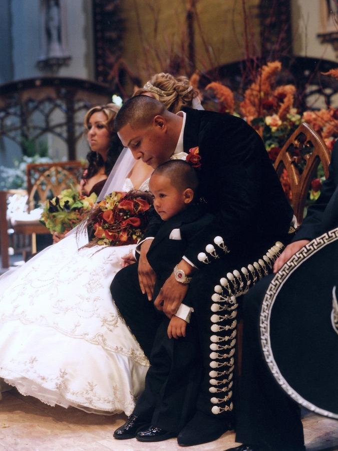 Celebrity wedding of Ferocious fernando vargas in los