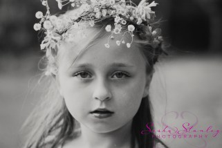 Tween Flower Crown - Sasha Stanley Photography Atlanta, TX