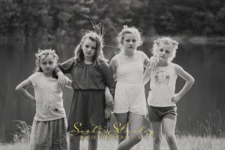 Tween Girl Friends - Birthday - Sasha Stanley Photography - Atlanta, TX