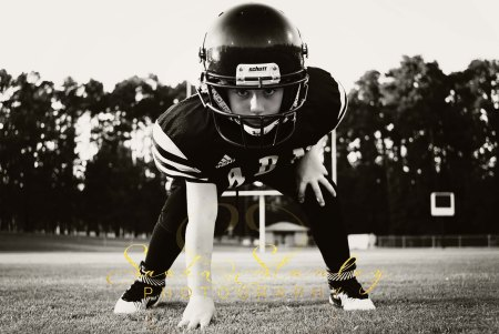 Sasha Stanley Photography : Atlanta, TX : Sports Photography : Little League Football