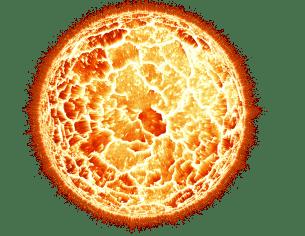 sun-planet