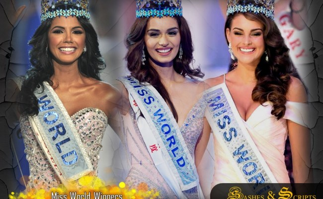 Scandalous Revelations From Exposing Miss World Contest