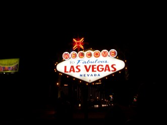 48 hours in Vegas - it was everything I expected and more