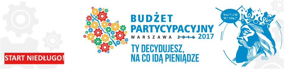 2015-11-16: start III edycji budzetu partycypacyjnego!