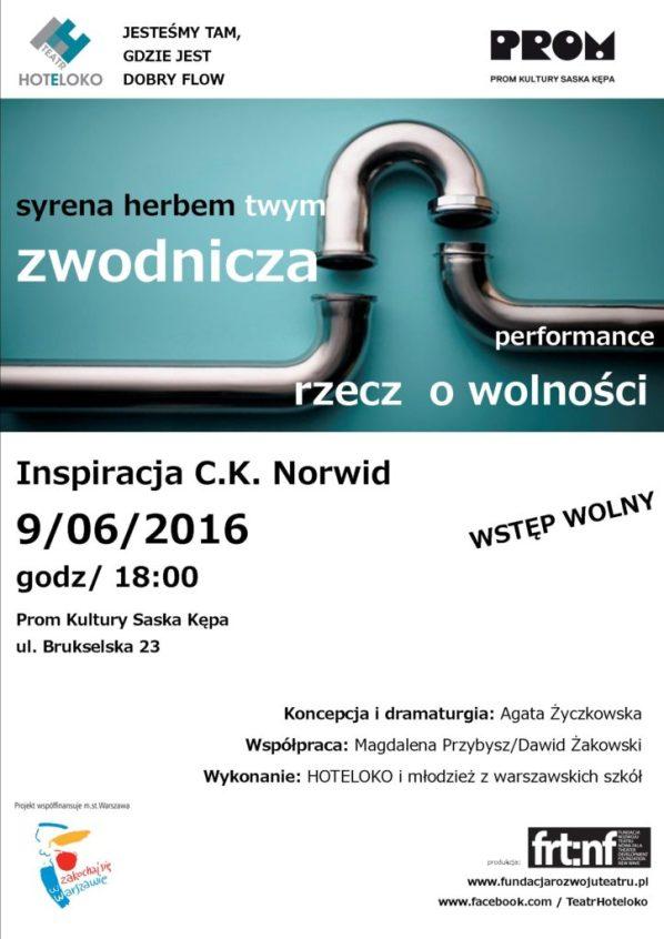 Plakat_PROM_HOTELOKO_Syrena
