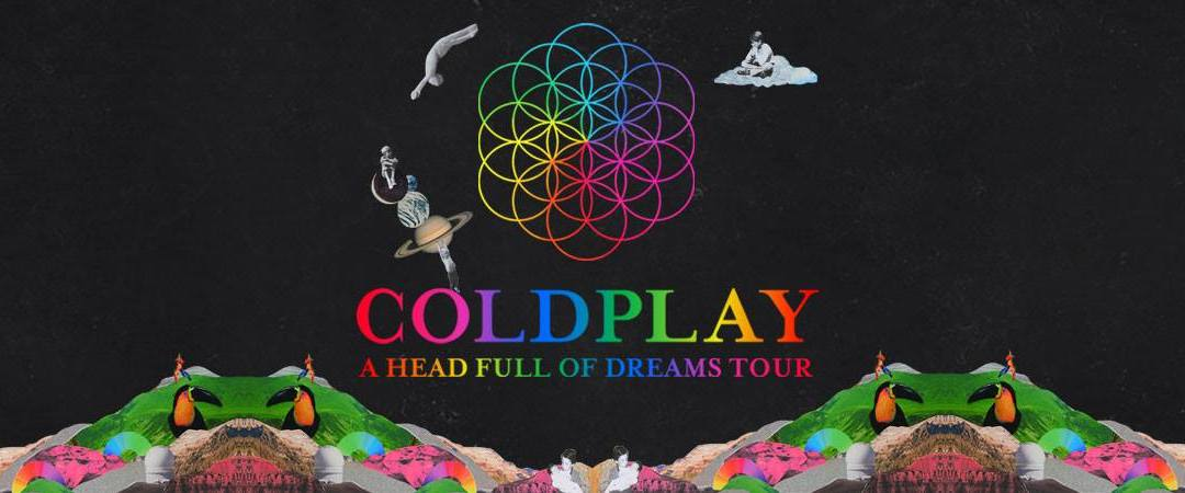 2017-06-18: koncert Coldplay na PGE Narodowym