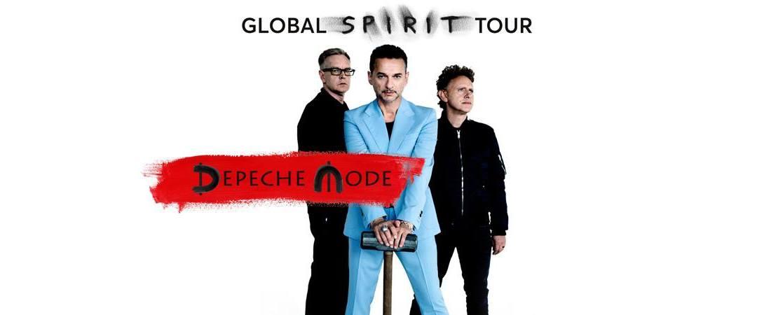 2017-07-21: koncert Depeche Mode!