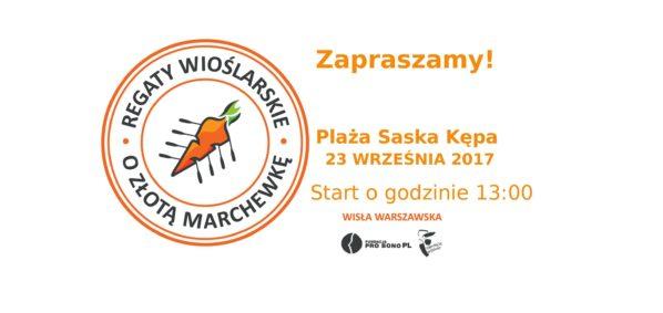 2017-09-23:  Regaty Wioślarskie o Złotą Marchewkę