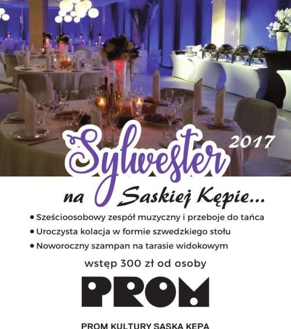 2017-12-31:  Sylwester 2017 w PROMie!