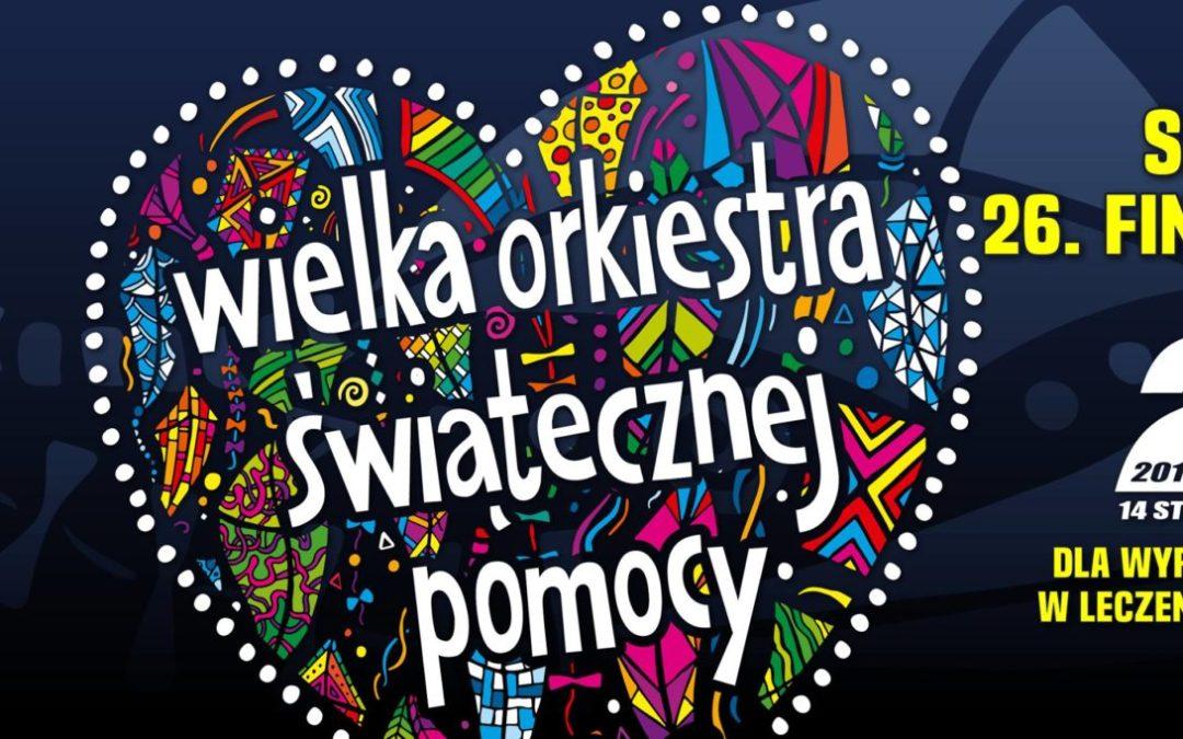 2018-01-14: 26 Finał WOŚP na Pradze-Południe!
