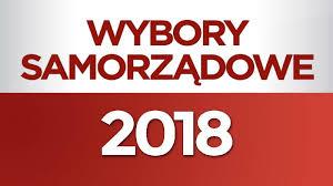 2018-10-21: wybory samorządowe