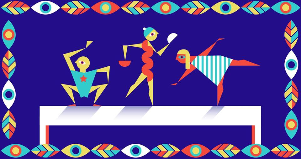 2018-07-27: Tańcząc w Ogrodzie vol.2/ Taniec z wachlarzami – wydarzenie cykliczne