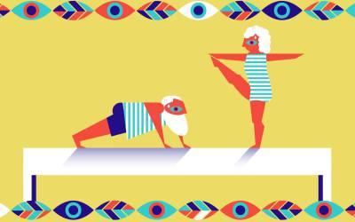 2018-07-25: Gimnastyka dla seniorów – zajęcia cykliczne