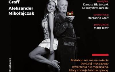 """2018-11-24: Komedia """"Podwieczorek życia"""