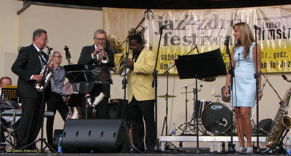 2018-08-18: Muzyczne dachowanie/ PROM do Nowego Orleanu: Ragtime Jazz Band