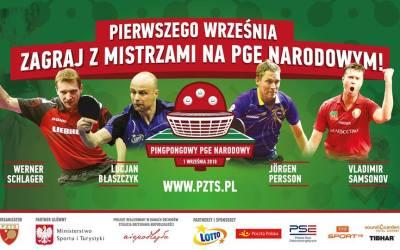 2018-09-01: Pingpongowy PGE Narodowy