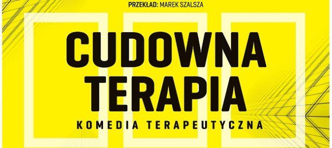 "2019-02-16: Teatr Kępa: ""Cudowna terapia"""