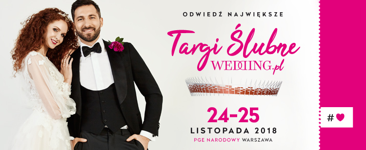 2018-11-25: Targi Ślubne WEDDING.pl