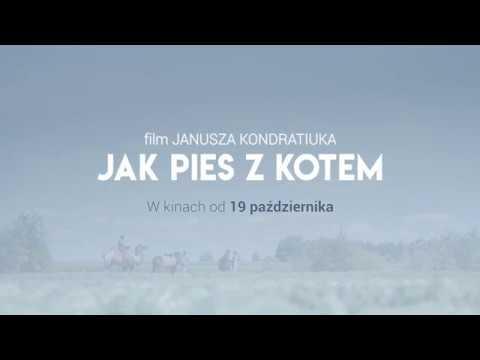 """2018-11-02:  KINO KĘPA: ,,JAK PIES Z KOTEM"""""""