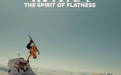"2018-10-24: KINO KĘPA: ""The Spirit of Flatness"" / Premiera"