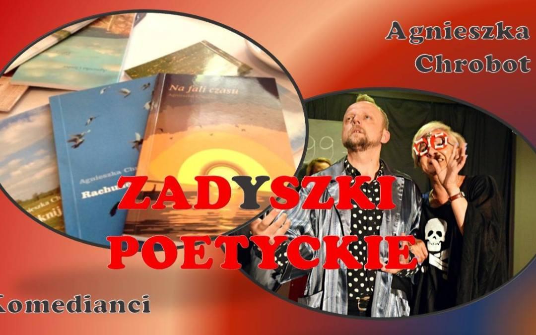 2018-11-04: Zadyszki Poetyckie w Domu Kultury Orion