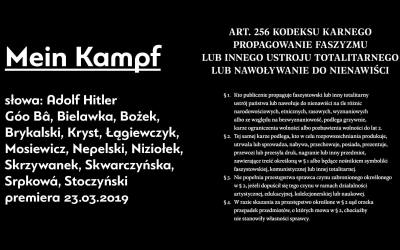 2019-06-21 do 23: Mein Kampf